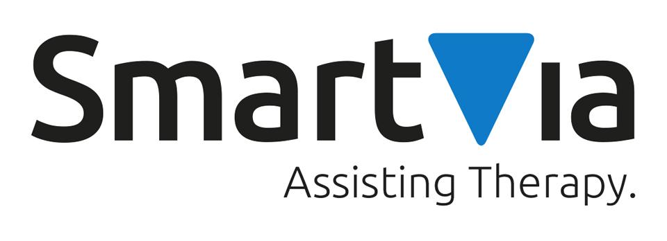 SmartVia Logo - Das Ganganalyse System