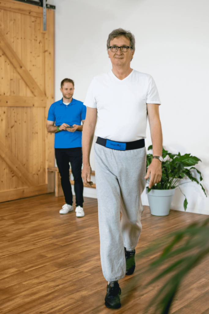 sensor-based gait analysis